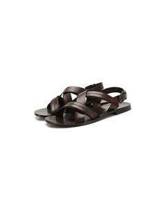 Кожаные сандалии Stemar