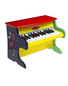 Музыкальный инструмент Пианино Melissa & doug