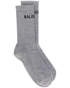Носки с логотипом Balenciaga