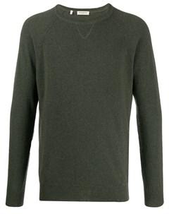 кашемировый пуловер с круглым вырезом Al duca d'aosta 1902