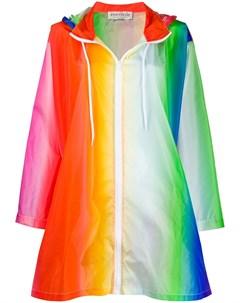 парка Rainbow с капюшоном Etre cecile