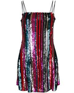 Платье мини Elektra Haney