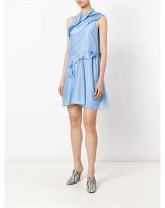 Расклешенное платье Carven