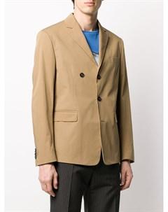 двубортный пиджак строгого кроя Frankie morello