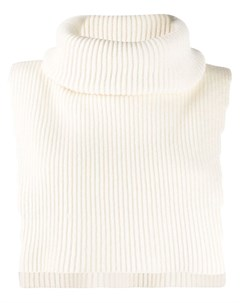 Укороченный свитер Brooke с высоким воротником Cashmere in love