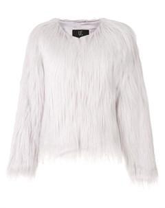 Короткая шуба Unreal Dream из искусственного меха Unreal fur