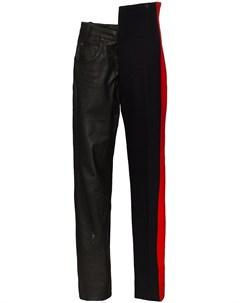 брюки асимметричного кроя Duran lantink