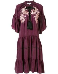 платье Vicky с кисточками Lug von siga