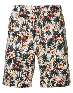 шорты с цветочным рисунком Loveless