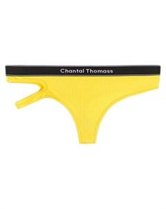 трусы брифы Honore с логотипом Chantal thomass