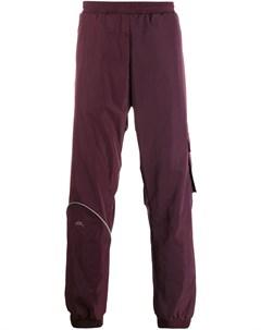 Спортивные брюки с эластичным поясом A-cold-wall*