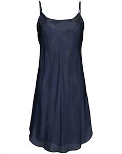 полупрозрачная ночная сорочка Lee mathews