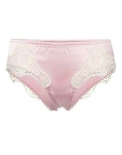 кружевные трусики Dolce & gabbana underwear