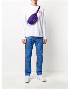 джинсы с абстрактным принтом Napa by martine rose