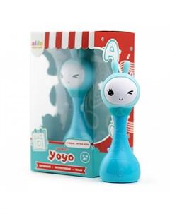 Развивающая игрушка Интерактивная обучающая музыкальная игрушка Умный зайка R1 Yoyo Alilo