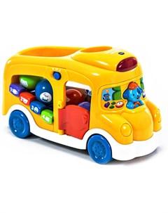 VTECH Игрушка Школьный автобус интерактивная игрушка Vtech
