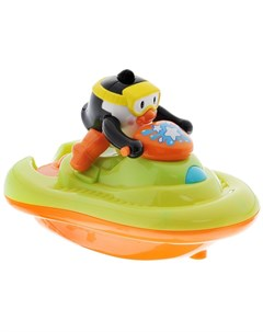 Happy Kid Пингвиненок на катере игрушка для ванной Happy kid toy