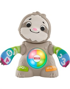 Fisher price Танцующий Ленивец интерактивная игрушка