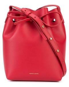 Мини сумка мешок Mansur gavriel