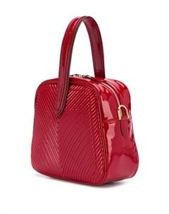 Стеганая сумка на плечо Marco de vincenzo