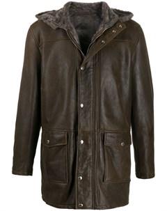 Куртка средней длины Barba
