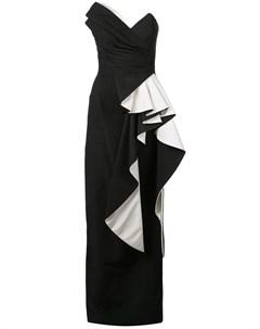 Платье с оборками Rubin singer