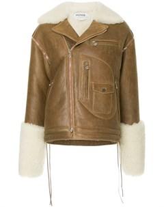 Куртка с контрастной отделкой Monse