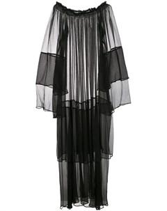 Платье Cascade Voz