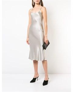 Платье на бретельках Voz