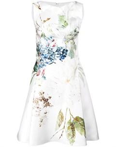 Платье с принтом Rubin singer