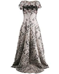 Вечернее платье Toivo Talbot runhof