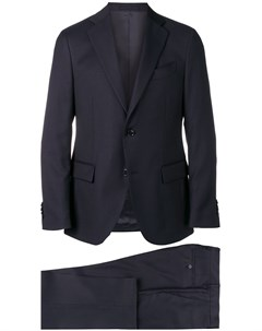 Классический костюм узкого кроя Dell'oglio