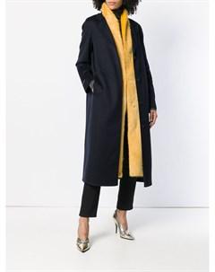 Однобортные пальто Manzoni 24