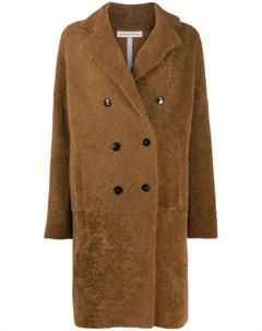 Двубортное пальто Inès & maréchal