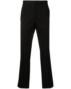 Спортивные брюки с карманами на молнии Yang li