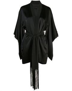 халат кимоно с поясом Kiki de montparnasse