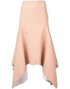 Асимметричная юбка с завышенной талией Maticevski