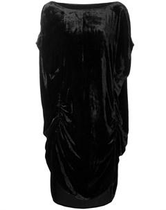 Платье миди со сборками Paula knorr