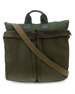 Объемная сумка тоут Hender scheme