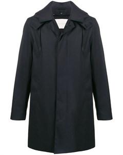 Пальто DUNOON HOOD RAINTEC Mackintosh