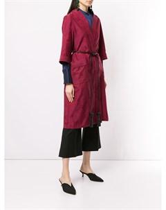 жаккардовый халат кимоно Chinoiseries Shanghai tang