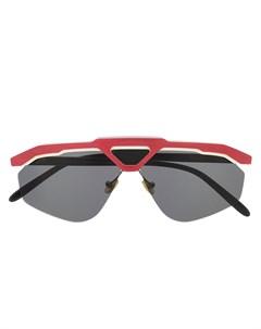 Солнцезащитные очки авиаторы Ralph vaessen