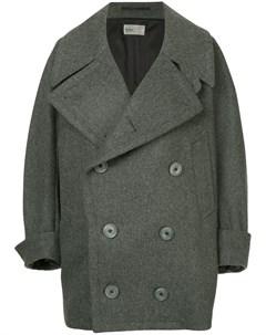 Двубортное пальто Kolor