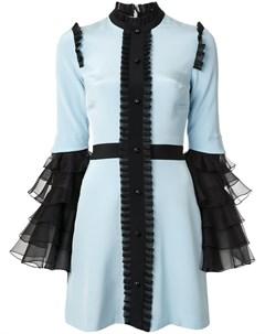 Двухцветное платье Sincerity Macgraw
