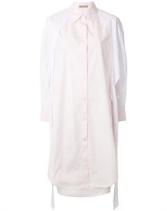 Платье рубашка Dolin со вставками Nehera