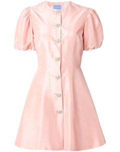 Платье Sorbet с декоративными пуговицами Macgraw