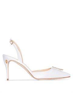 Туфли Vittorio 85 с ремешком на пятке Jennifer chamandi