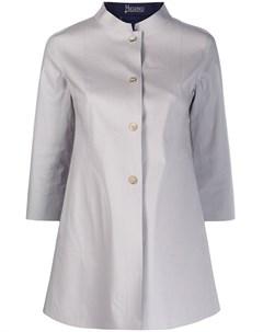 Пальто на кнопках Herno