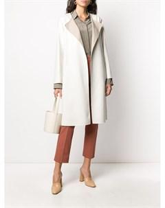 Пальто с поясом Herno