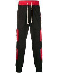 Спортивные брюки с вышивкой Orb Vivienne westwood